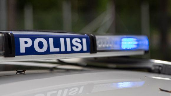 Poliisin hälytysvalo
