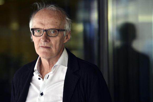 Työoikeuden emeritusprofessori Seppo Koskinen.