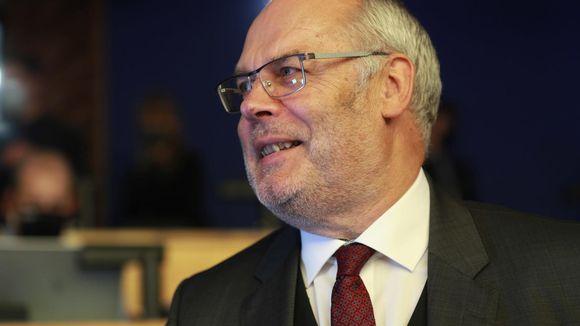 Viron presidentiksi vuonna 2021 valittu Alar Karis.
