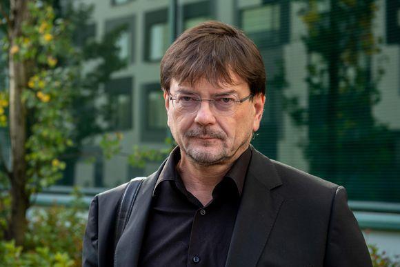 Eero Laesterä, hallintotieteiden tohtori.