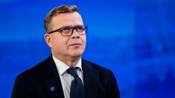 Kokoomuksen puheenjohtaja Petteri Orpo vieraili Ylen Ykkösaamussa 25. syyskuuta.