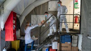 Puolustusvoimien CBRN-kenttälaboratorio