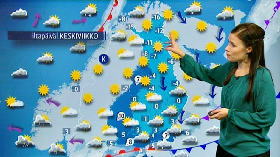 yle tv 3 Mikkeli